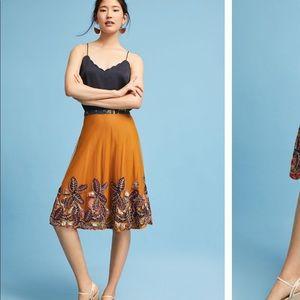 JUST IN 🔥 Anthropologie . Sita Skirt